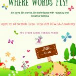 Where words fly!