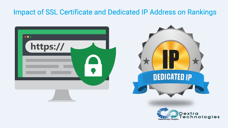 Impact of SSL Certificate and Dedicated IP Address on Rankings