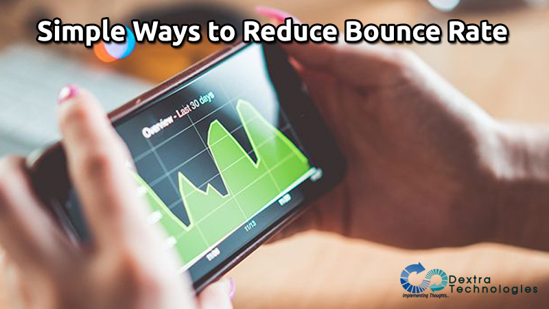 Simple Ways to Reduce Bounce Rate