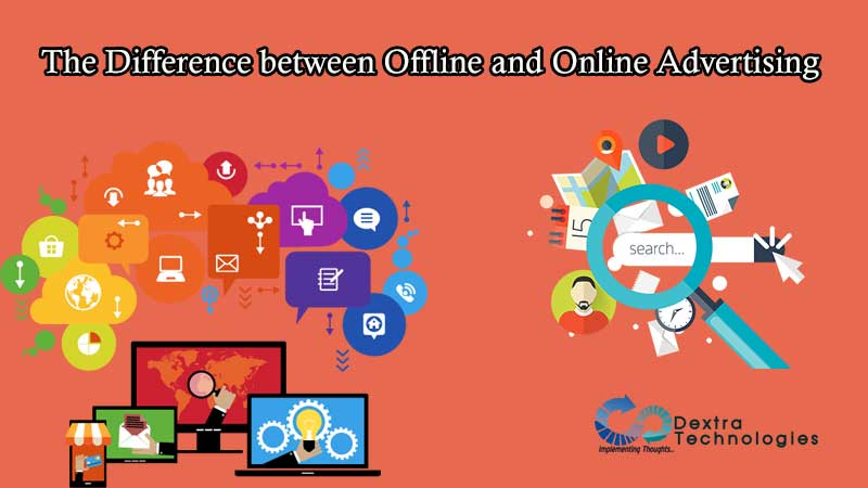 The Difference between Offline and Online Advertising