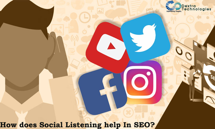 How does Social Listening help In SEO?