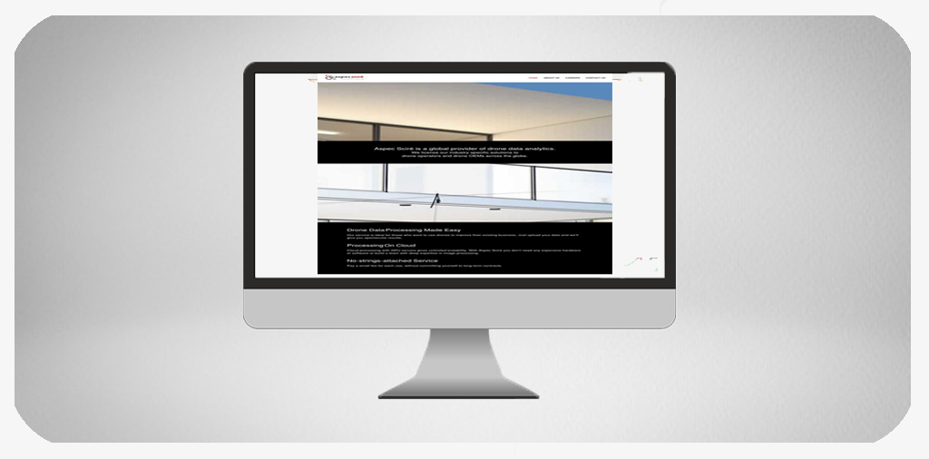 Parallex Website with Multipage