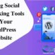 Adding Social Networking Tools on Your WordPress Website
