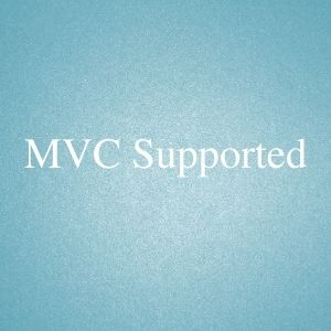 MVC supported